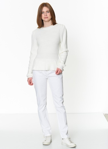 Loox Pantolon Beyaz